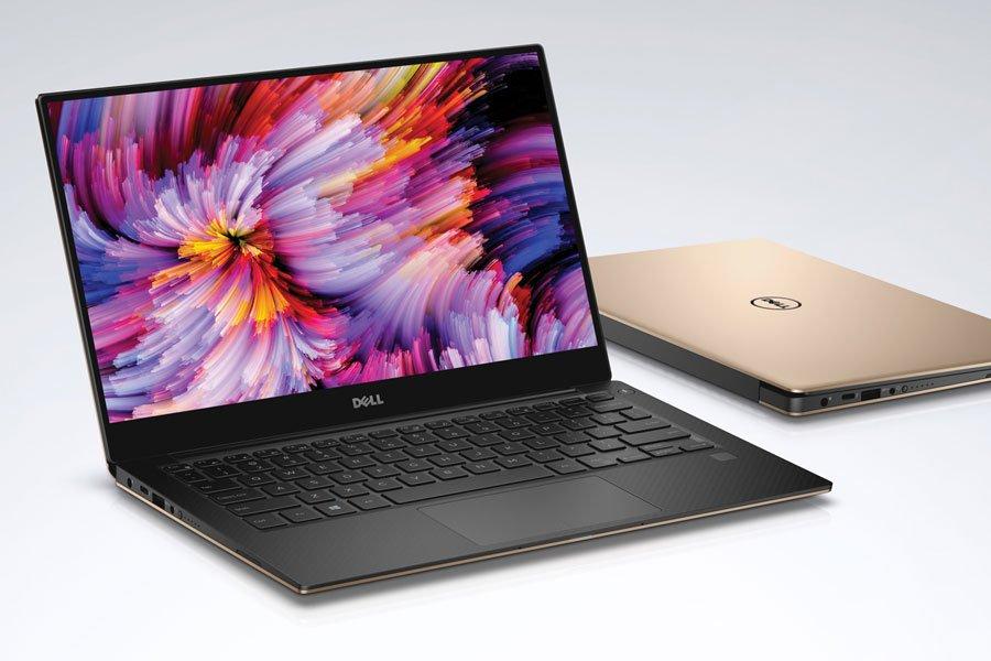 Dell представила новые ноутбуки XPS 13 спроцессорами Kaby Lake