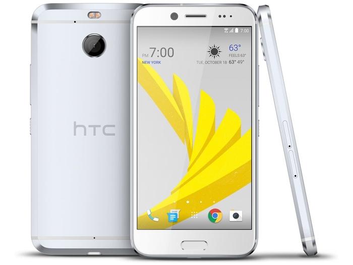 Смартфон HTC Bolt наплатформе андроид Nougat появится на рынке Европы