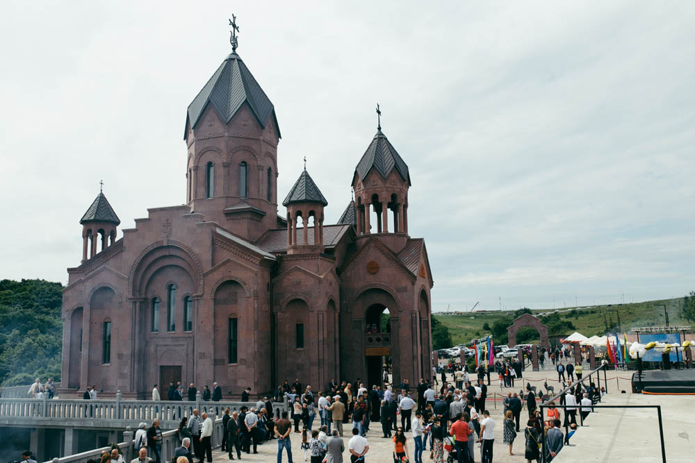 Сурб Геворг Гай-Кодзор фото