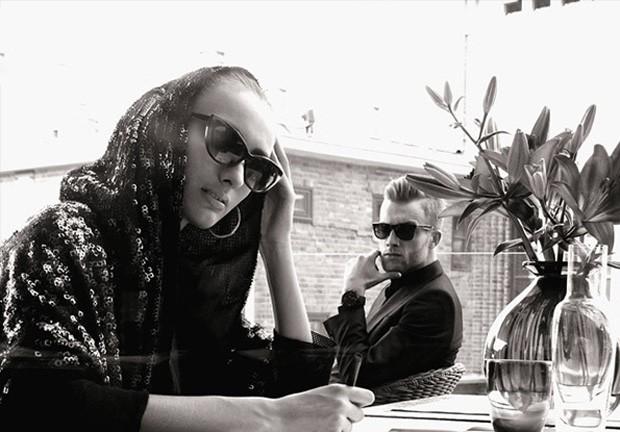 Jet Setter by Pawel Widurski for Design SCENE Magazine Cat Eye Sunglasses Cat eye sunglasses have be