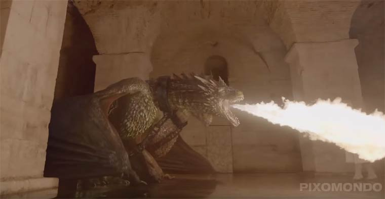 Game of Thrones - The season 5 making of