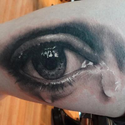 Que tal uma tattoo 3D? (7 pics)