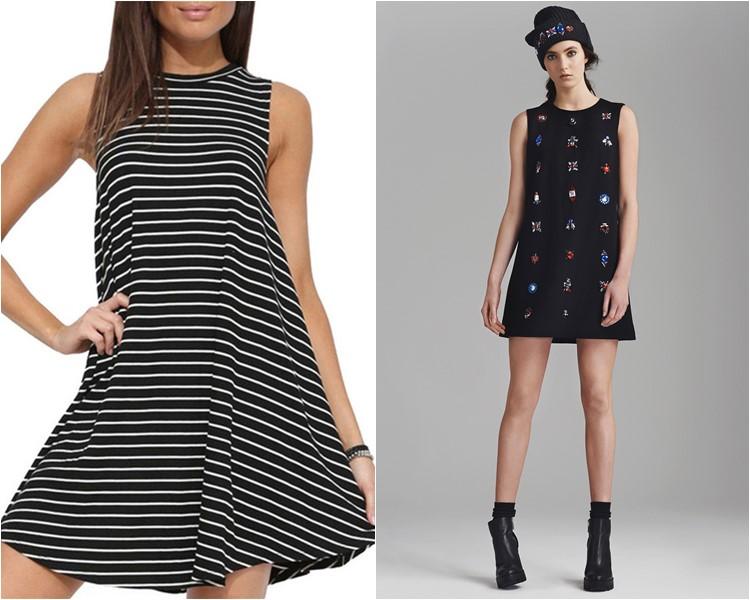 Модные короткие платья 2016 фото 1