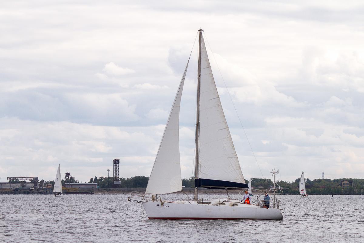 Яхты на Волге 23