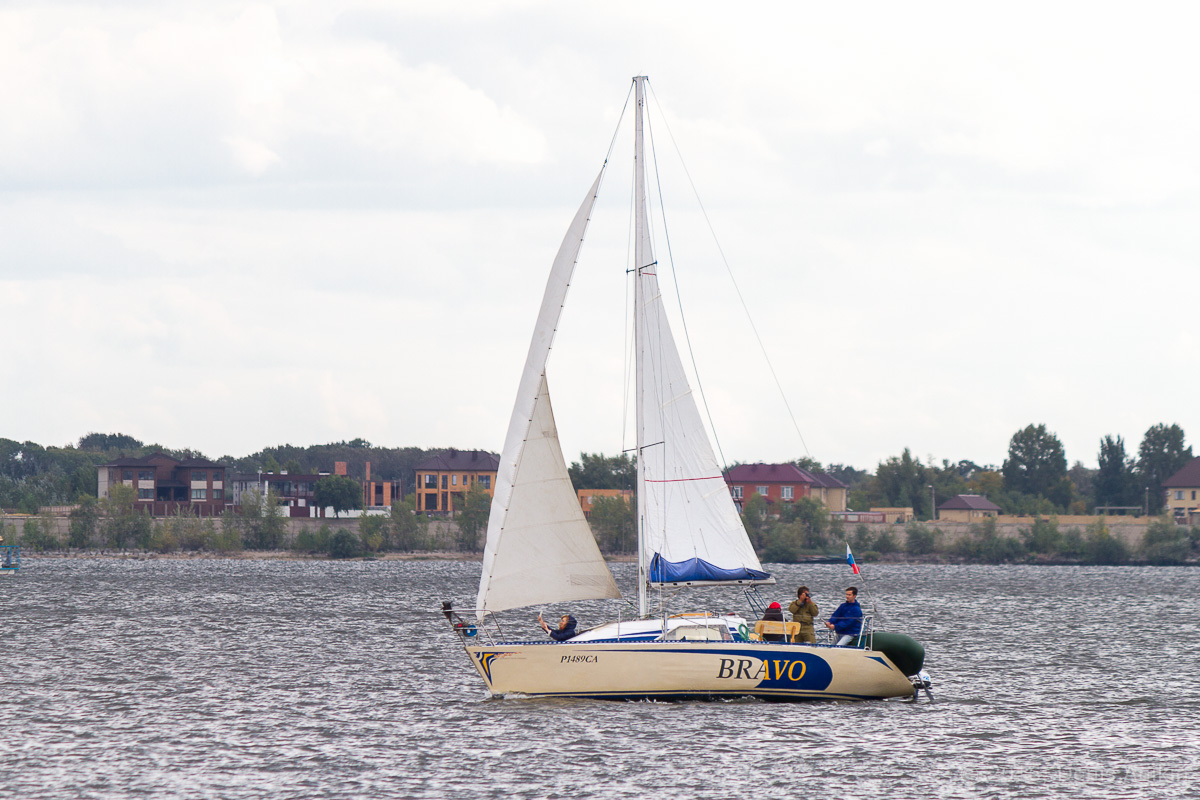 Яхты на Волге 25