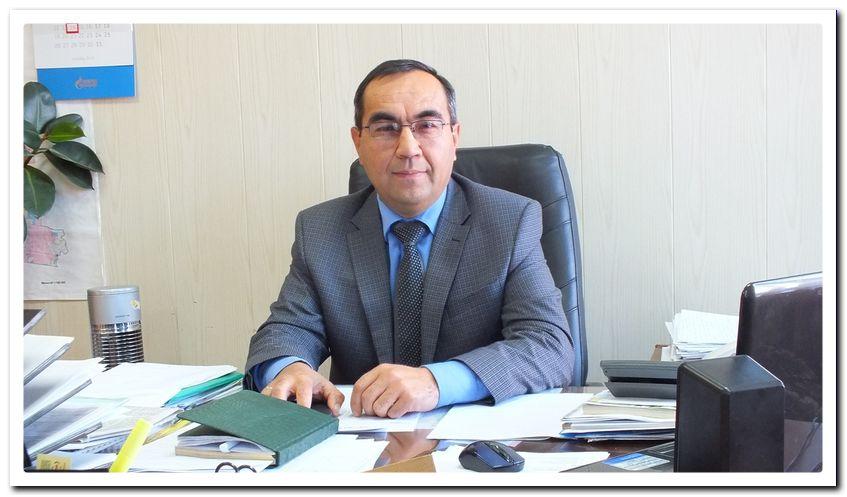А.Б. Шарипов, I заместитель главы Администрации района по сельскому хозяйству