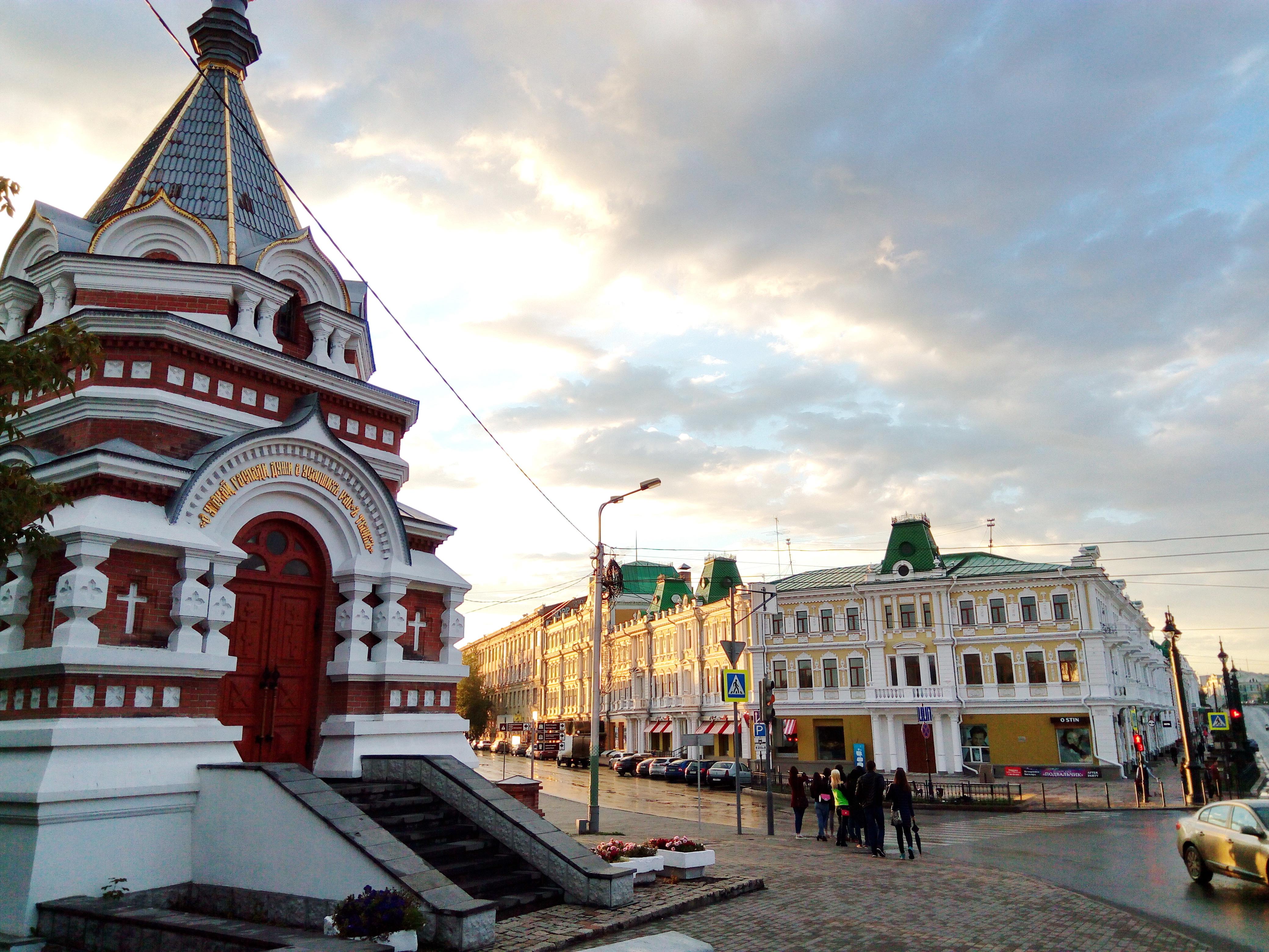 Любинский проспект - что посмотреть в Омске