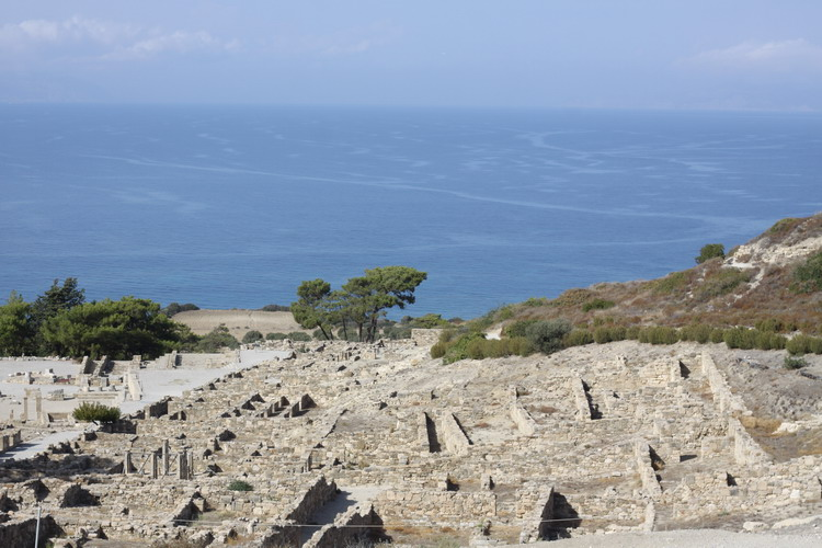 Камирос остров Родос