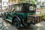 Старые автомбил в центре Берлин