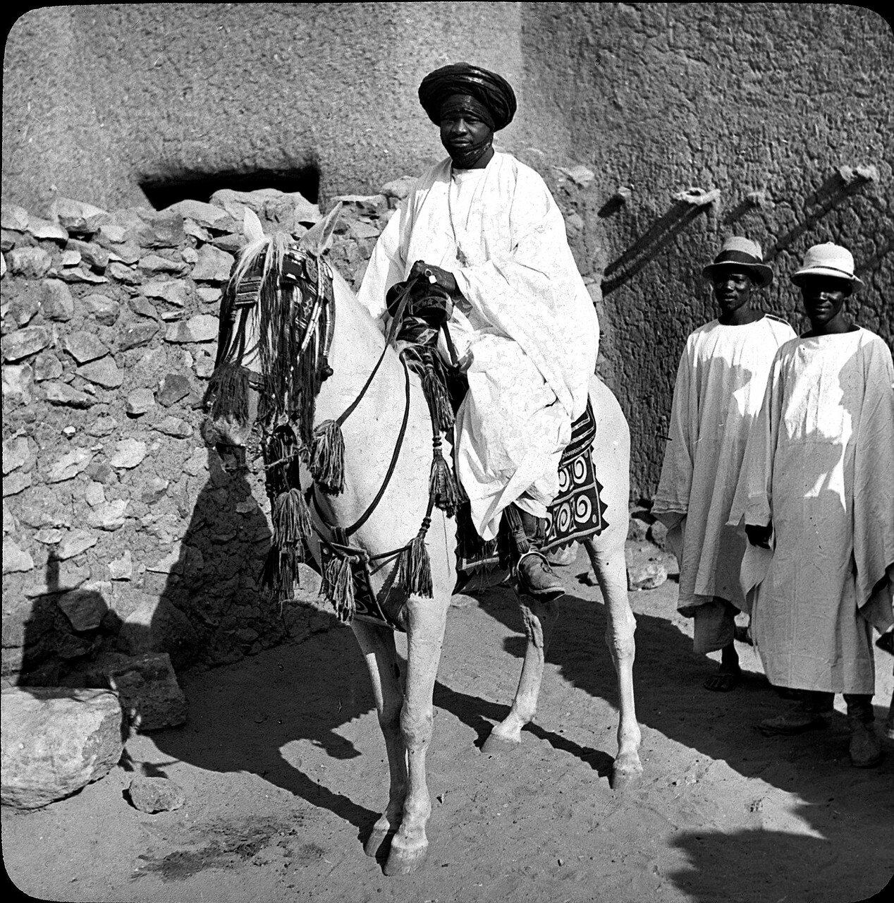 Мали. Балабо Майга, Король Сонгай