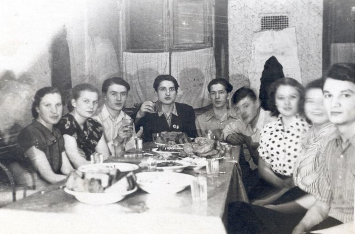 1956. ��������� ��������� ����� ������-��������� � ��������. ���������