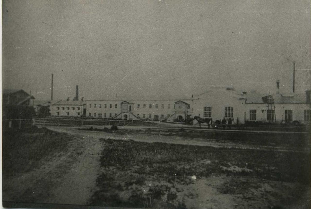 Фабрика купцов Соловьевых