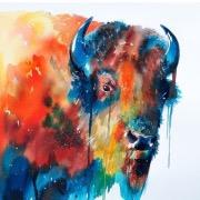 Рисунок быка