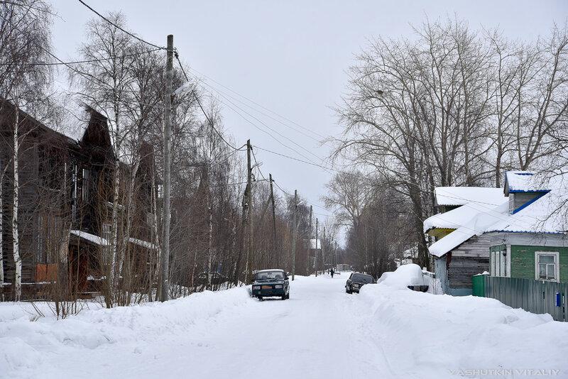 улица Механизаторов