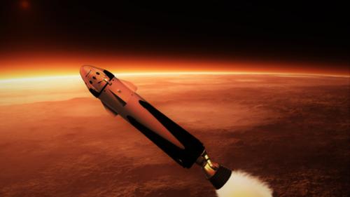 Илон Маск объявил планы поколонизации Марса испасению человечества