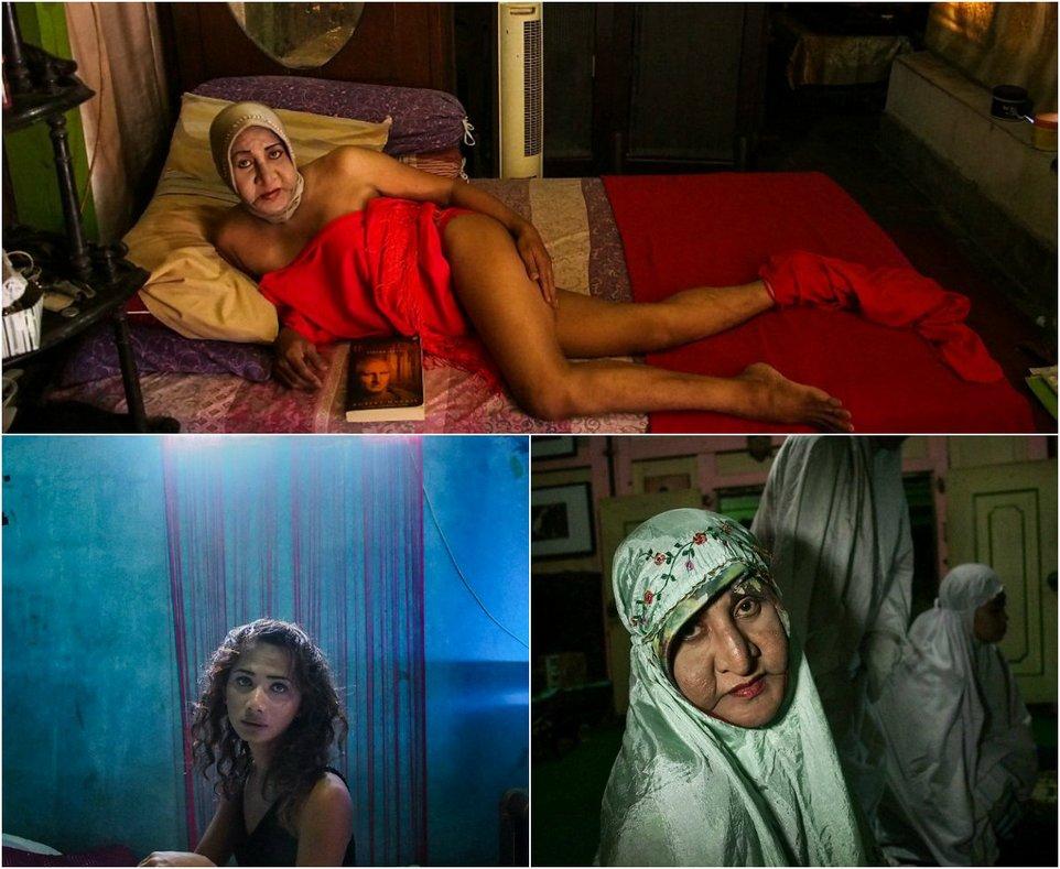Скрытый мир трансгендерных женщин Индонезии