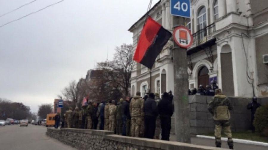 В Кировограде продолжаются суды над правосекторівцями