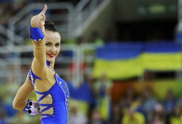"""""""Украина была со мной до последнего упражнения. Огромное спасибо всем, кто за меня болел"""" - Анна Ризатдинова"""