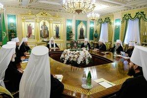 Biserica Ortodoxă Rusă insistă asupra mutării datei Soborului Panortodox