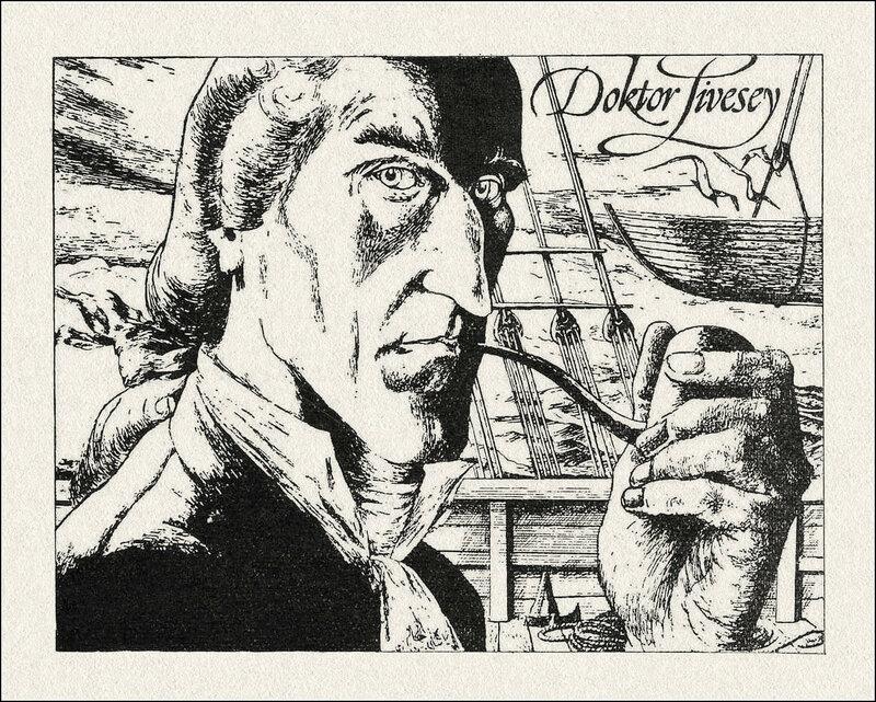Illustrated by Bohuslav Mikes