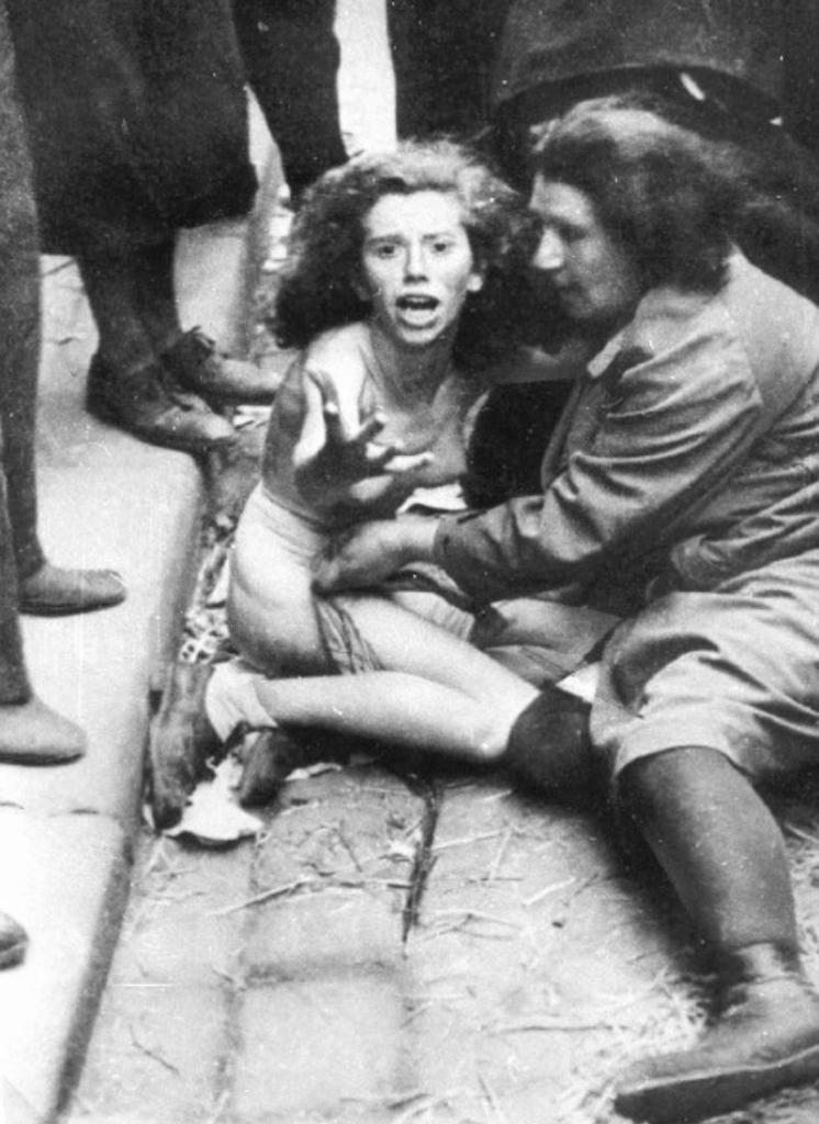 Старинный секс 1943 года
