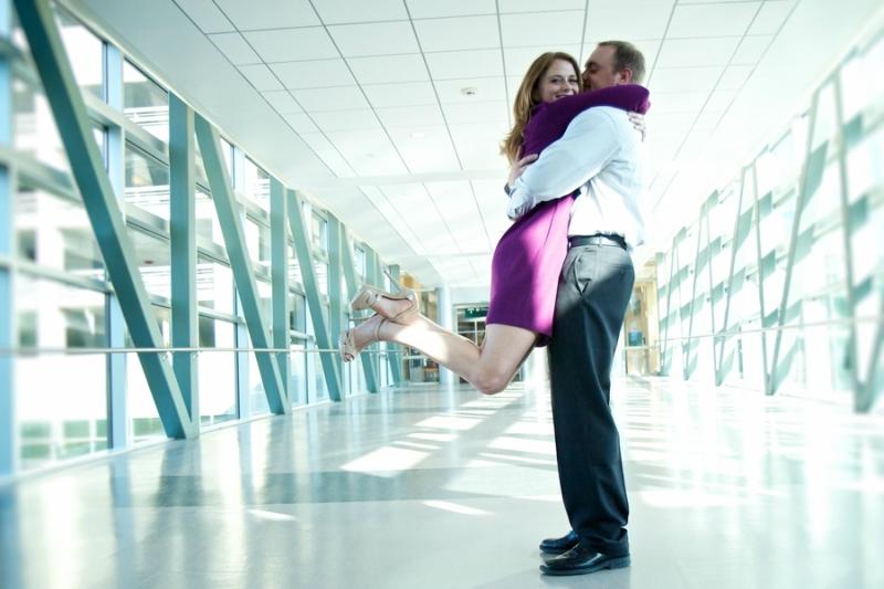 Самые романтичные аэропорты для влюбленных