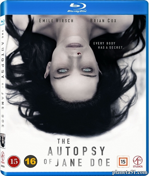 Демон внутри / The Autopsy of Jane Doe (2016/BDRip/HDRip) + Remux