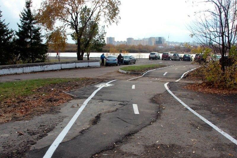 0 1e8833 f6edf98c XL Доказательства тяжелой жизни велосипедистов в городе: фото и видео