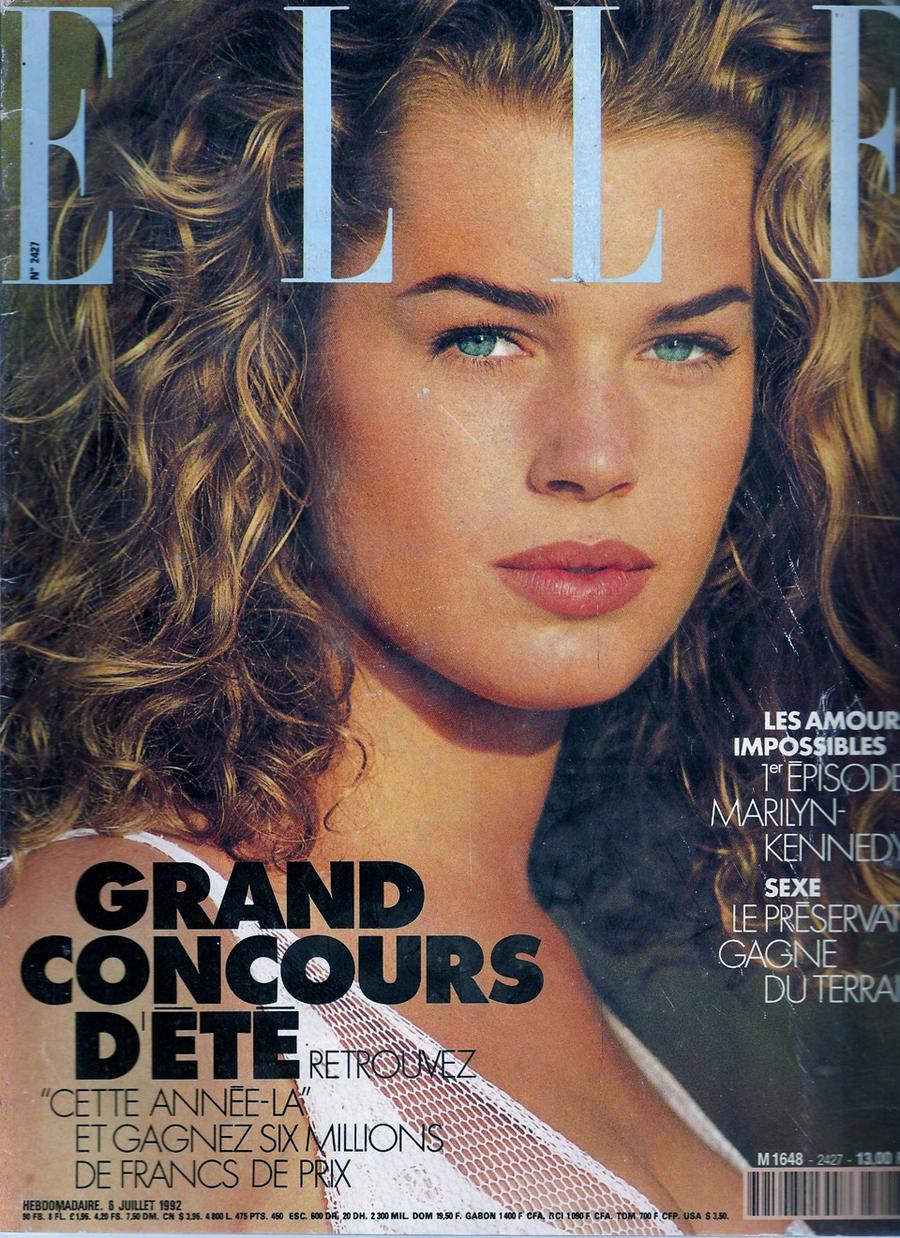 21.Ребекка Ромейн Ребекка рискнула и переехала в Париж, чтобы начать модельную карьеру. Там ей удал