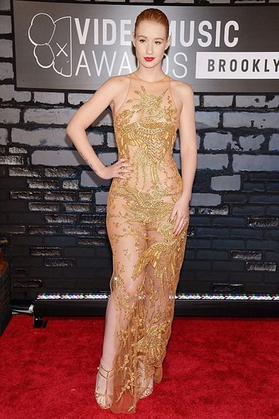 22. Игги Азалия на VMA, 2013 год