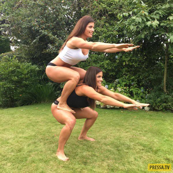 Девушки бодибилдеры