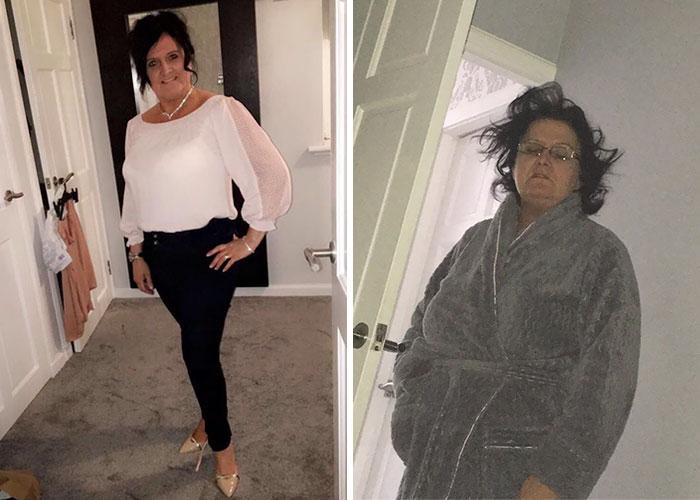 Субботняя ночь vs воскресное утро: до и после (8 фото)
