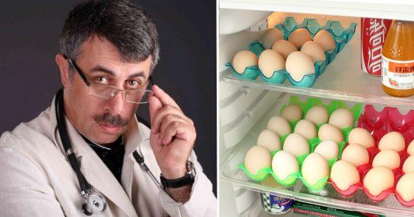 Как нужно хранить яйца и молокопродукты. Оказывается, я всю жизнь делал это неправильно! (2 фото)