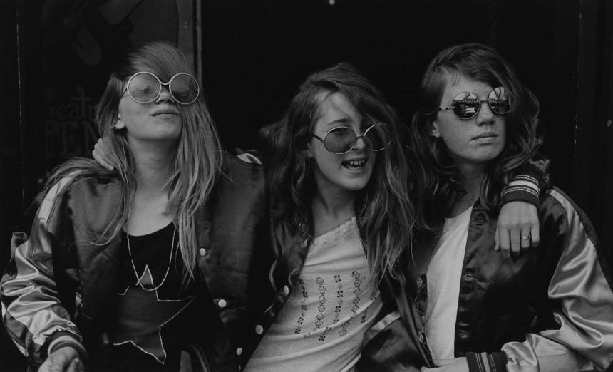 Калифорния, 1973. Фото: Жан Браун Беркли.
