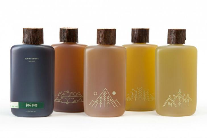 Агентство Indicate Design Group придумало упаковку для «диких» и «горных» духов. Упаковка для цветов