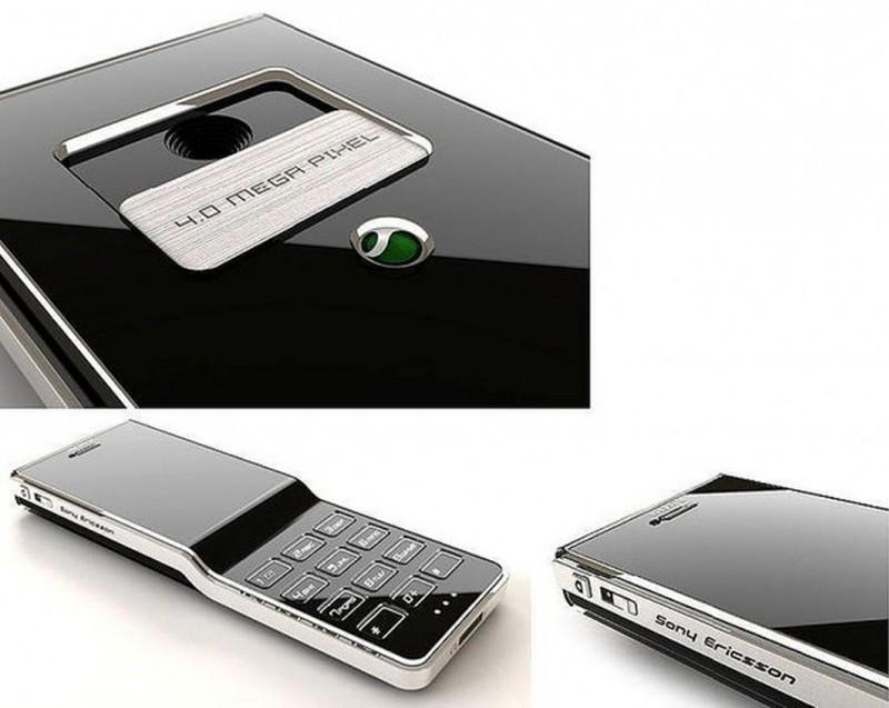 1. Эксклюзивный телефон – Sony Ericsson Black Diamond Компанией Sony Ericsson была выпущена лимитиро