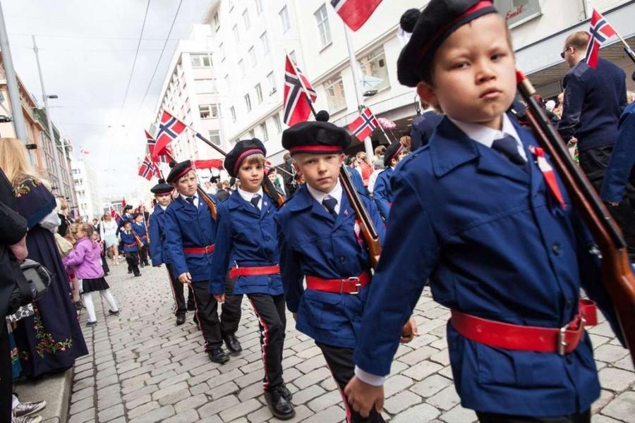 13. Норвегия Норвежцы гарантированно получают 27-дневный отпуск.