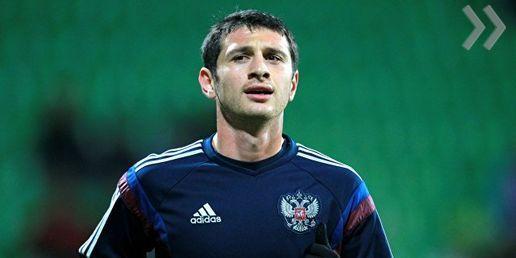 Дмитрий Полоз заменит всборной Российской Федерации травмированного Фёдора Смолова
