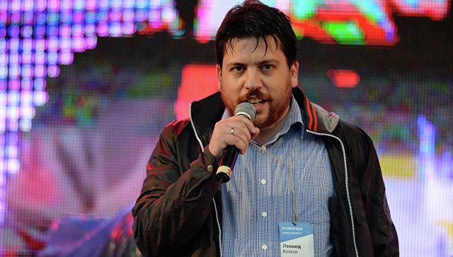 Суд оставил всиле вердикт оппозиционеру Волкову по«микрофонному делу»