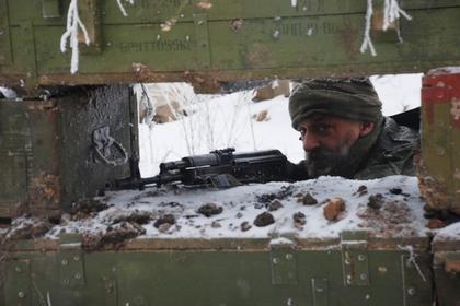 ВЛНР сообщили обоях врайоне Дебальцева