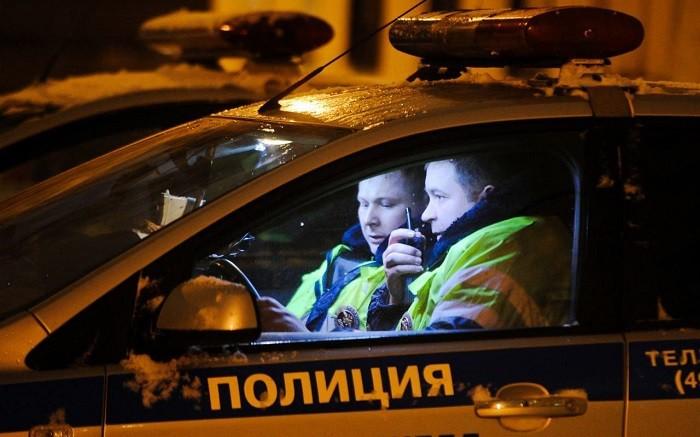 Запорядком вНовогоднюю ночь вОсетии наблюдали неменее 500 правоохранителей