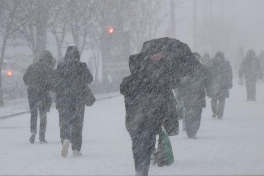 НаЗакарпатье бушует непогода: населенные пункты обесточены, движение на трассах ограничено