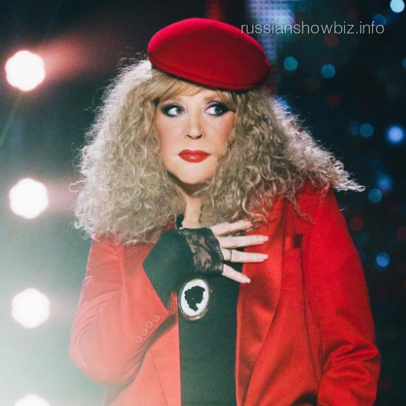 Пугачева показала, как выглядит без макияжа