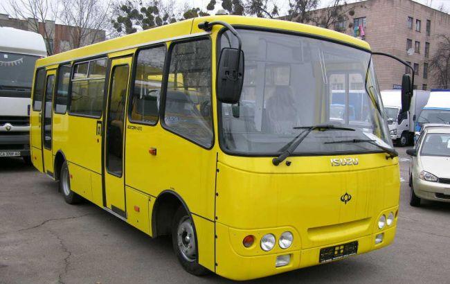 Мэрия столицы Украины призывает снизить цены напроезд вмаршрутках