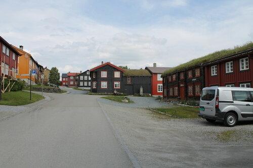 Harald Sohlbergs plass pa Roros