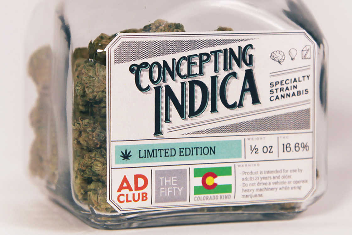 Creative Weed – The cannabis designed specially for creative people (7 pics)