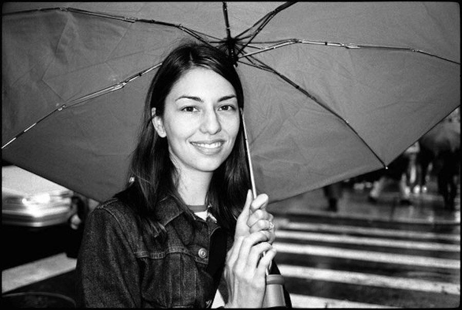 Sofia Coppola, New York, 1997