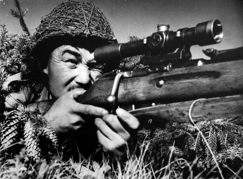 Советский снайпер киргиз А. Жумагулов. Умер от ранения 30.10.43.jpg