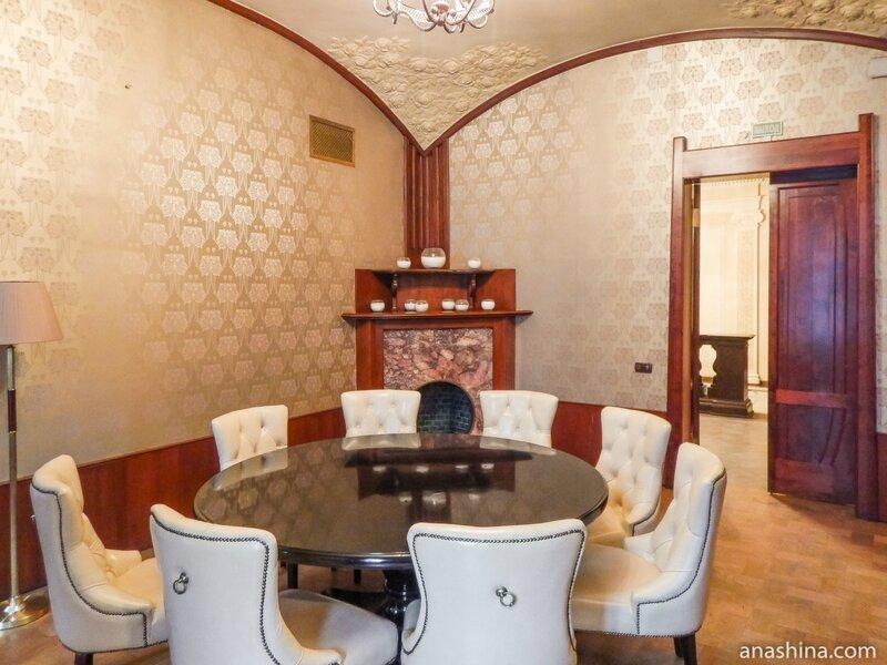 Будуар, или Малая гостиная, дом Смирнова