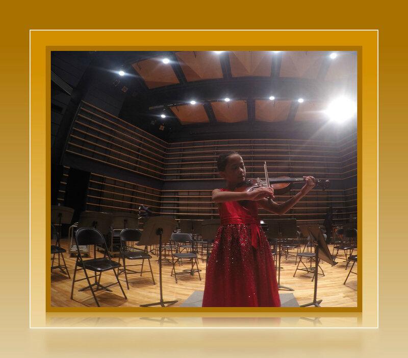 репетиция (перед репетицией с оркестром) 3фев2017